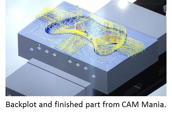 Integrating cam with cad is a big deal for design for Machine shop layout software