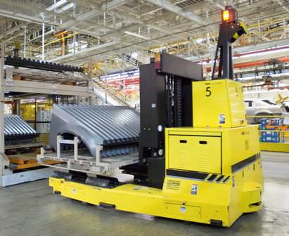 Automatic/Automated Guided Vehicle Maintenance Lifts Suppliers