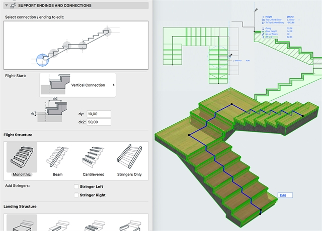 The Magic Powering Autodesk and Graphisoft's Stair Wizard