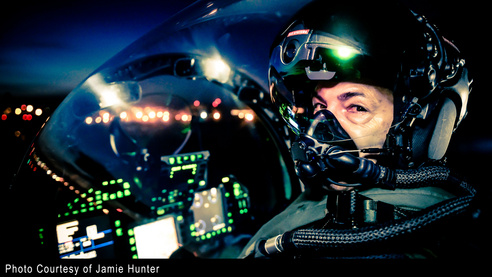 Bae Unveils Nightvision Hud With Superior Tracking