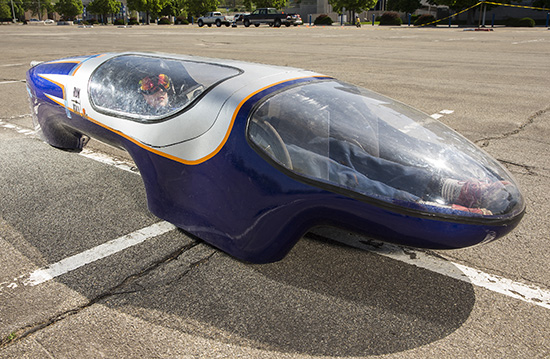 Designer Edge Image Of The Day 6 7 13 Byu S 1 300 Mpg Car Engineering
