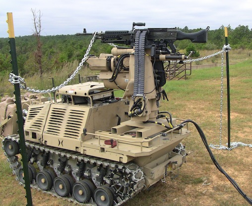The Army's Looking for a Few (More) Good Robots