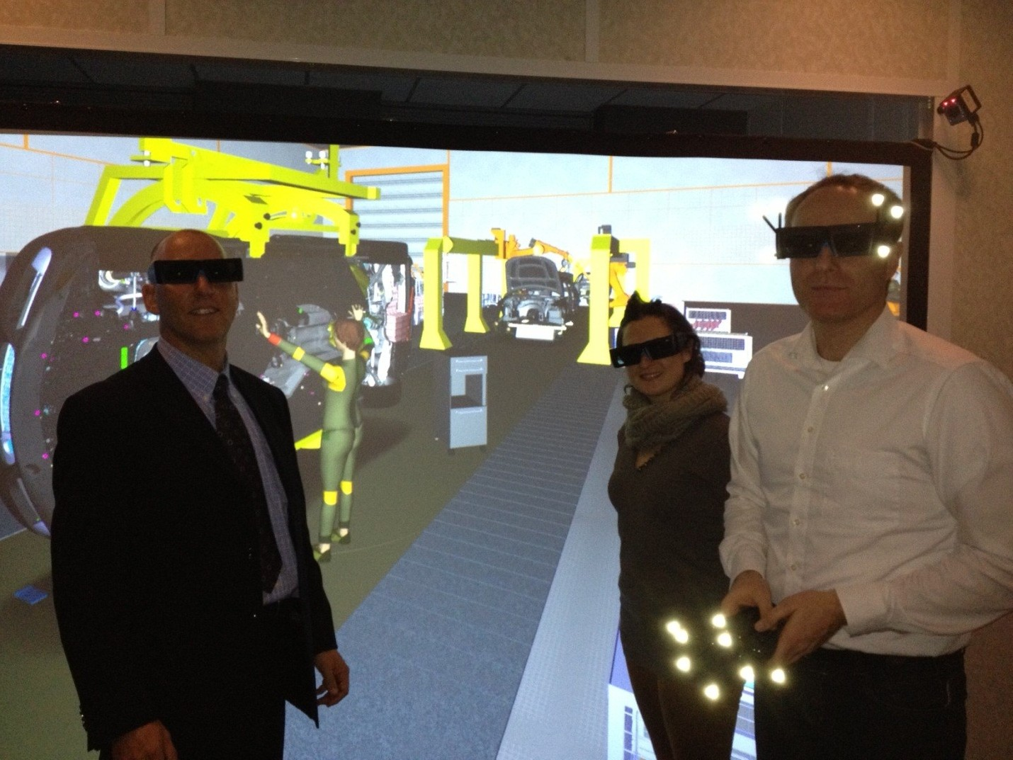 Immersive Virtual Reality Gt Engineering Com