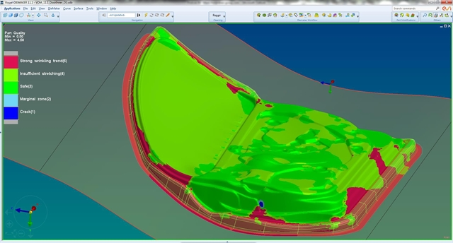 Die Face Design Solution Cuts Tooling Development Time
