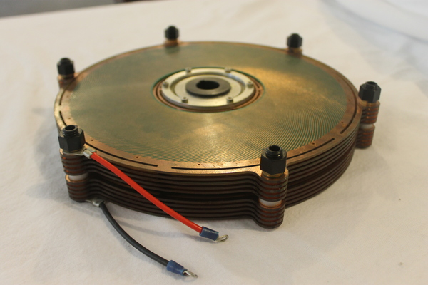 A New Electric Rotary Motor Under Development
