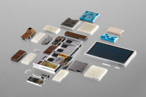 Google and 3D Systems Connect to Develop Modular Smartphones