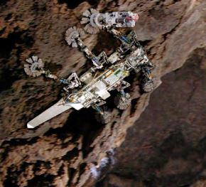 We Ve Just Seen Nasa S Rock Climbing Robot And It Is