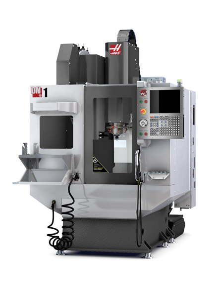 Compact Vertical Machining Center For 40 Taper Tooling