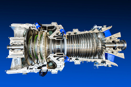 testing the world s most powerful gas turbine engineering com