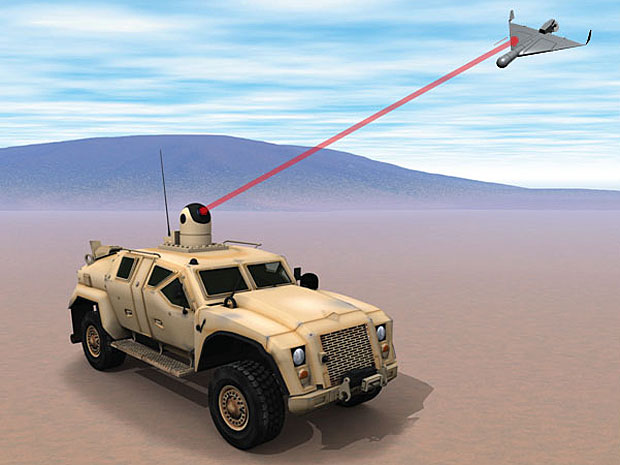 Us Marines And Army Want Laser Armed Humvees Gt Engineering Com