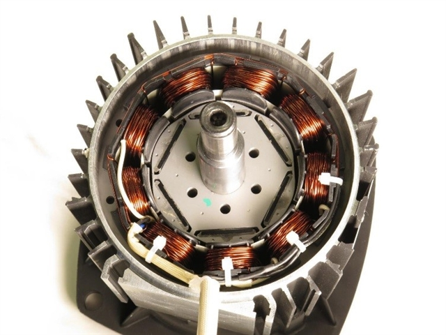 Shape optimization leads to improved electric motor for Electric motor design software