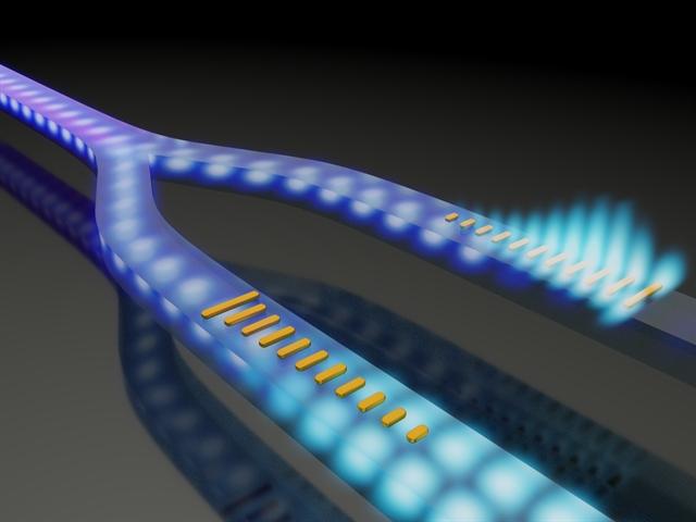 nanoantennas could transform optical communications