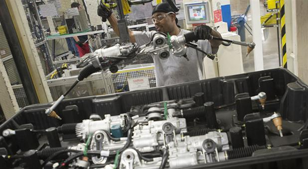 Nexteer Manufactures Its 40 Millionth Electric Power