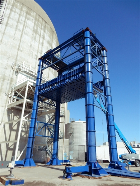 A Modular Replacement For Crane And Gantry Systems