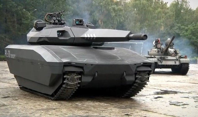 The Future Of Tanks Is Infrared Stealth Gt Engineering Com