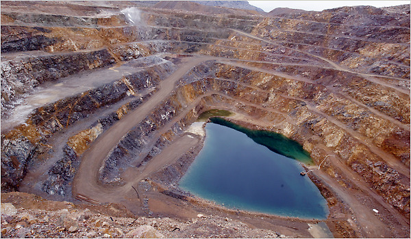 Rare Earths And Other Chemicals Damaging The Environmental