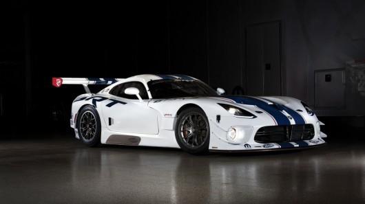 Srt Releases Viper Race Car Gt Engineering Com