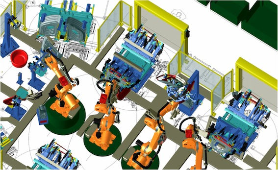 Study of us manufacturing digitalization exposes for Product design for manufacturing