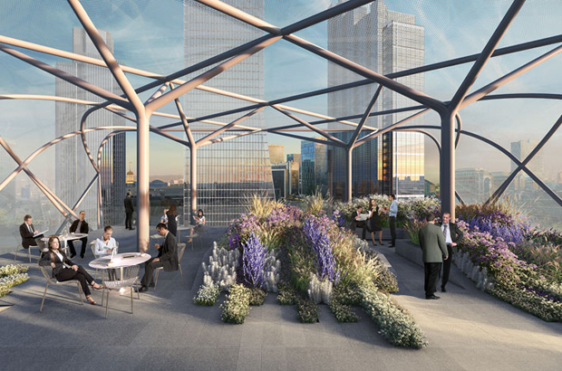 Additive Manufacturing To Complete New London Building