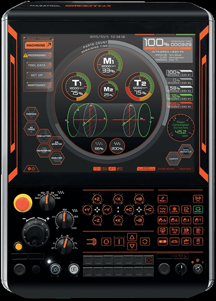 Mazak to Feature New CNC at MMTS 2016 > ENGINEERING com