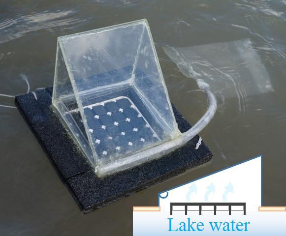 Engineers Build Solar Powered Water Purifier Gt Engineering Com