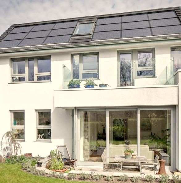 Affordable eco house is nearly net zero energy for Affordable eco homes