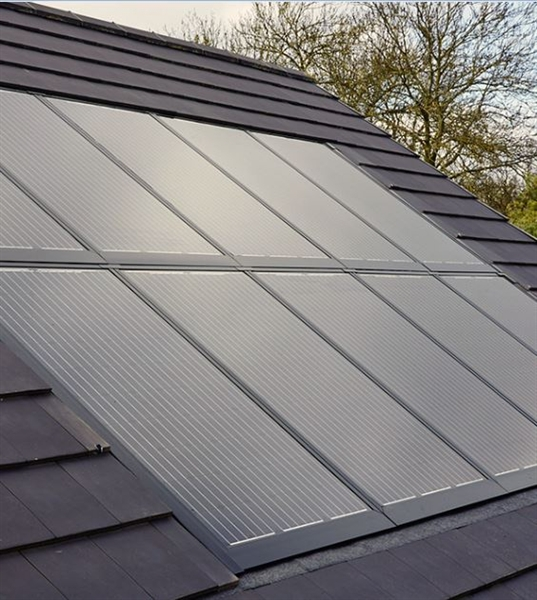 Sunstation A Roof Integrated Solar Pv System