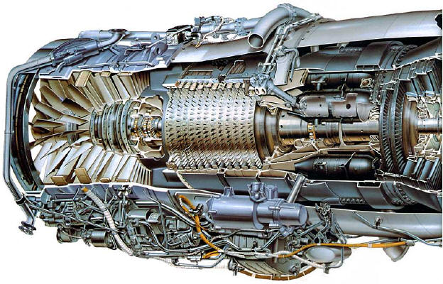 how to build a jet engine out of a turbo