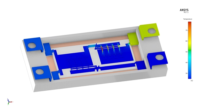 ANSYS 17 1 Improves Systems Simulation and AIM Multiphysics