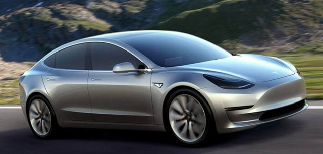 Tesla model s solar panel roof