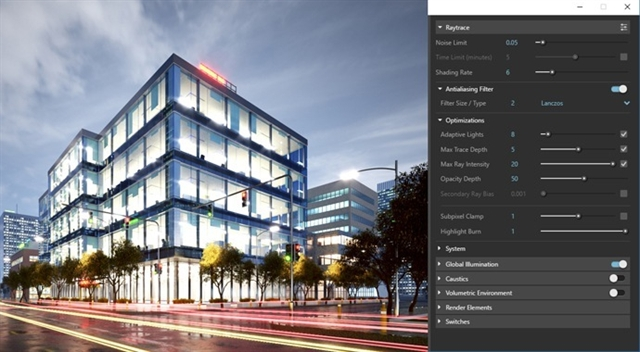 V-Ray 3 6 Released for SketchUp > ENGINEERING com