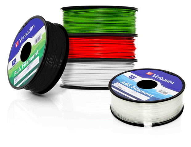 a3cacfa524 Verbatim Enters the 3D Printing Market with its New Filaments ...