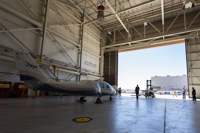 NASA Receives First All-Electric Aircraft, Readies It for Flight