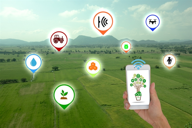 Smart Farming Automated And Connected Agriculture