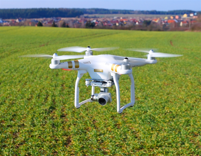 Agriculture Drones Are Exploding Gt Engineering Com