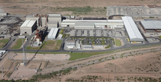 New Micro Steel Mill is Competitive Despite Low Steel Prices