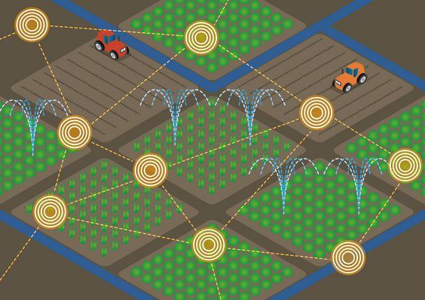 Microsoft Engineers Improve Farming With Farmbeats