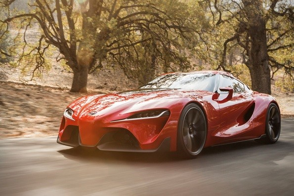 Toyota Ft 1 Supra >> Toyota's FT-1 Concept > ENGINEERING.com