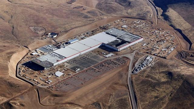 Gigafactory announcement