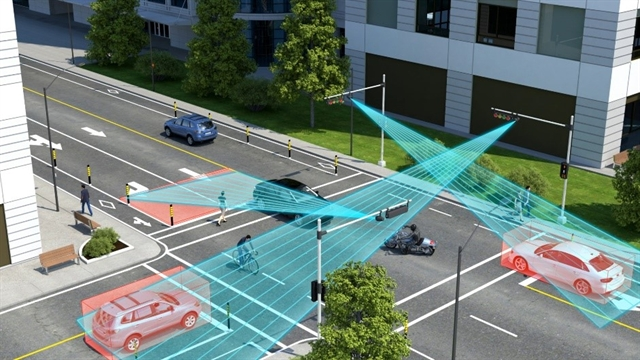 Intelligent Traffic Management : Leveraging multi segment lidar sensing for efficient
