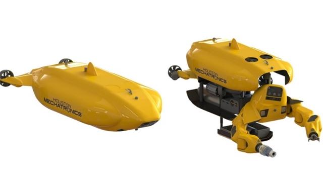 Transforming Undersea Robot Could Help Explore Ocean Floor ...