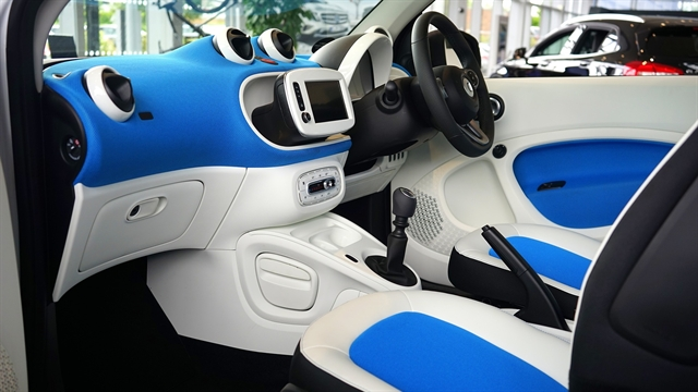 How 3d printing will change automotive design for Auto interior design ideas