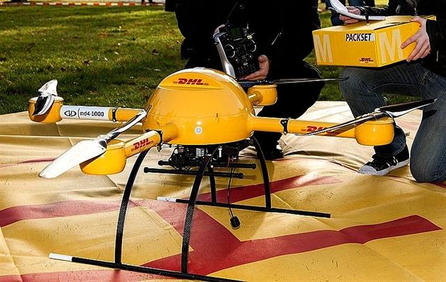 Quadcopter Capabilities Take Flight > ENGINEERING com