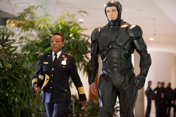 Special Effects Wizards Use 3D Printing to Suit Robocop