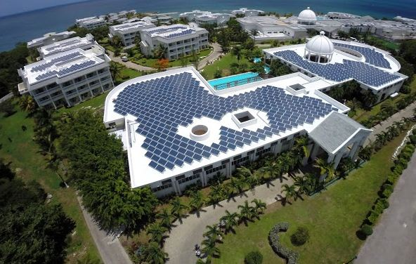 Jamaica S Largest Solar Power Plant Gt Engineering Com