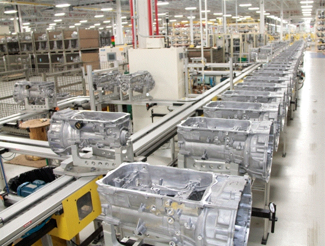 article manufacturing engineering