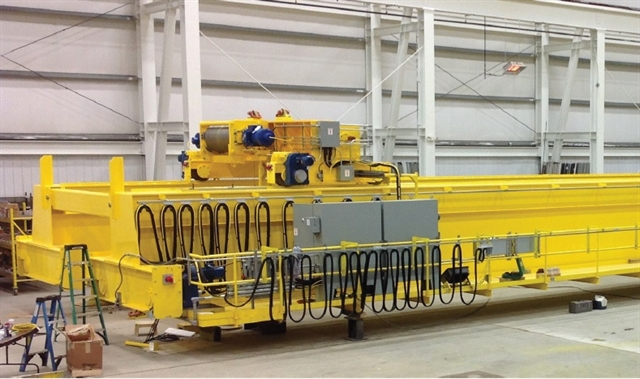 Gentle Giants: An Introduction to Turbine Cranes > ENGINEERING com