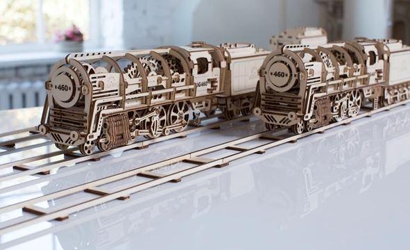 UGEARS - Self-Propelled Mechanical Models > ENGINEERING com